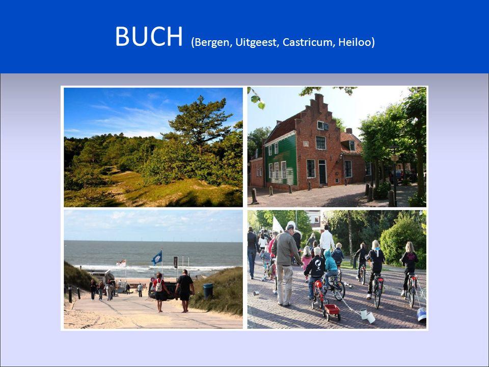 BUCH (Bergen, Uitgeest, Castricum, Heiloo)