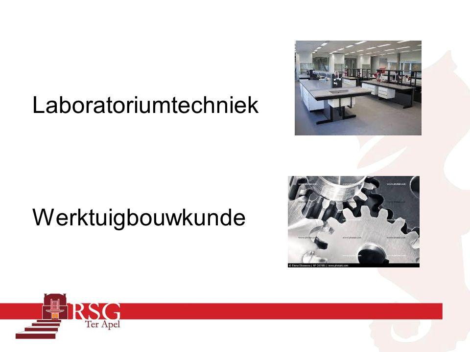 Laboratoriumtechniek Werktuigbouwkunde