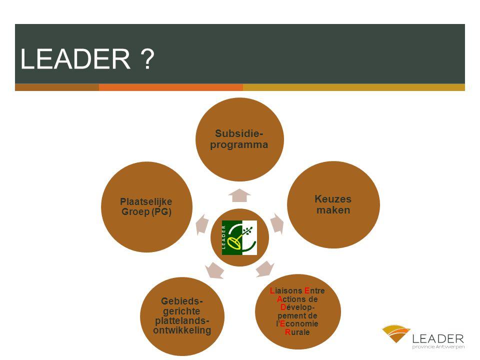 LEADER .