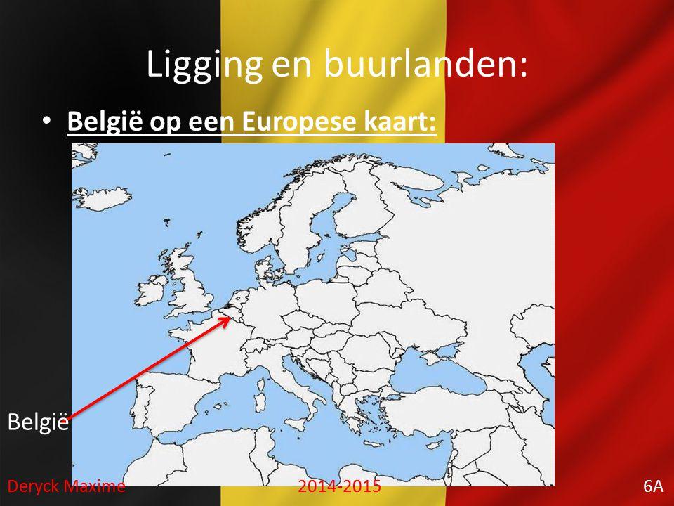 Provincies en hoofdstad Brussel = hoofdstad België Provincies:  Vlaanderen:  Oost-Vlaanderen  West-Vlaanderen  Antwerpen  Vlaams-Brabant  Limburg  Wallonië  Waals-Brabant  Henegouwen  Luik  Namen  Luxemburg Deryck Maxime 2014-2015 6A