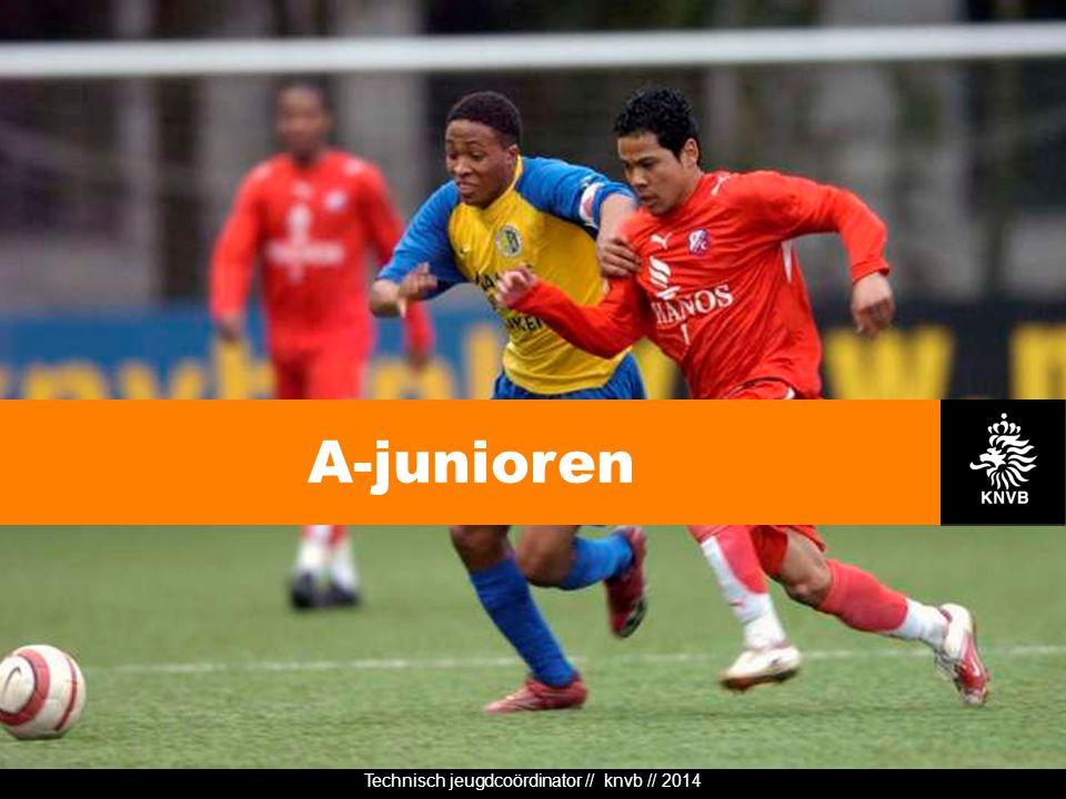 Technisch jeugdcoördinator // knvb // 2014 A-junioren