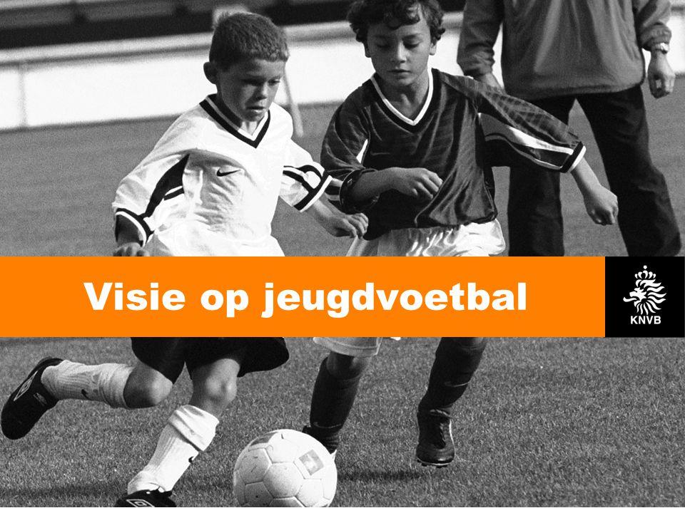 Visie op jeugdvoetbal