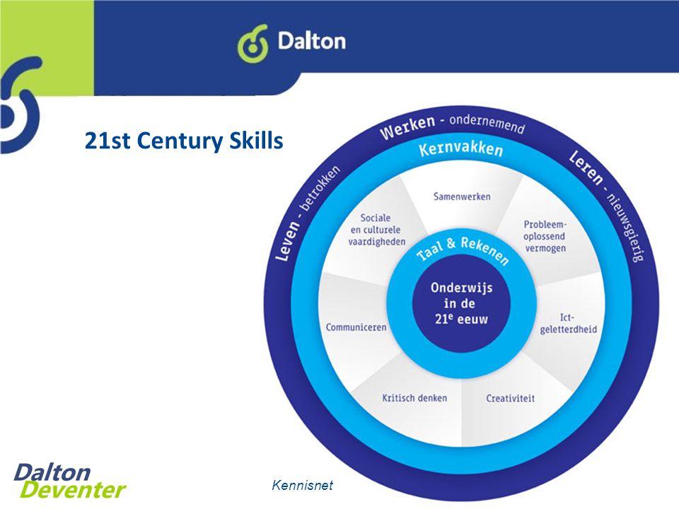 Kennisnet 21st Century Skills