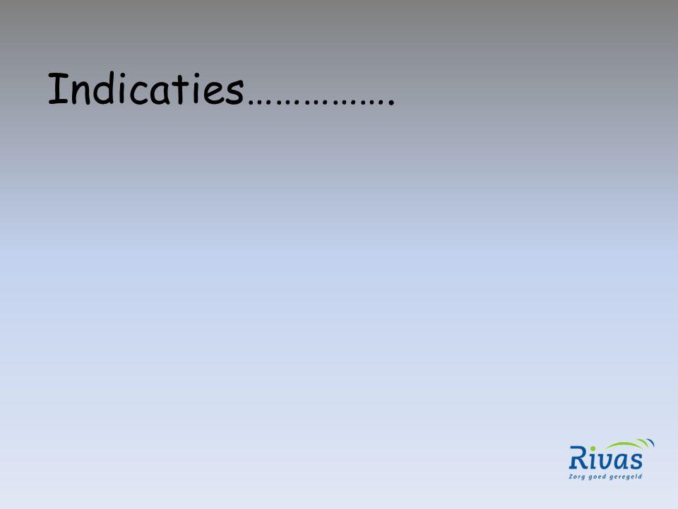 Indicaties Urineretentie Residu bepalen/afnemen urinekweek Toedienen van blaasspoeling Atone- of hypotone blaas/neurologische aandoening Onbehandelbare incontinentie/immobilisatie