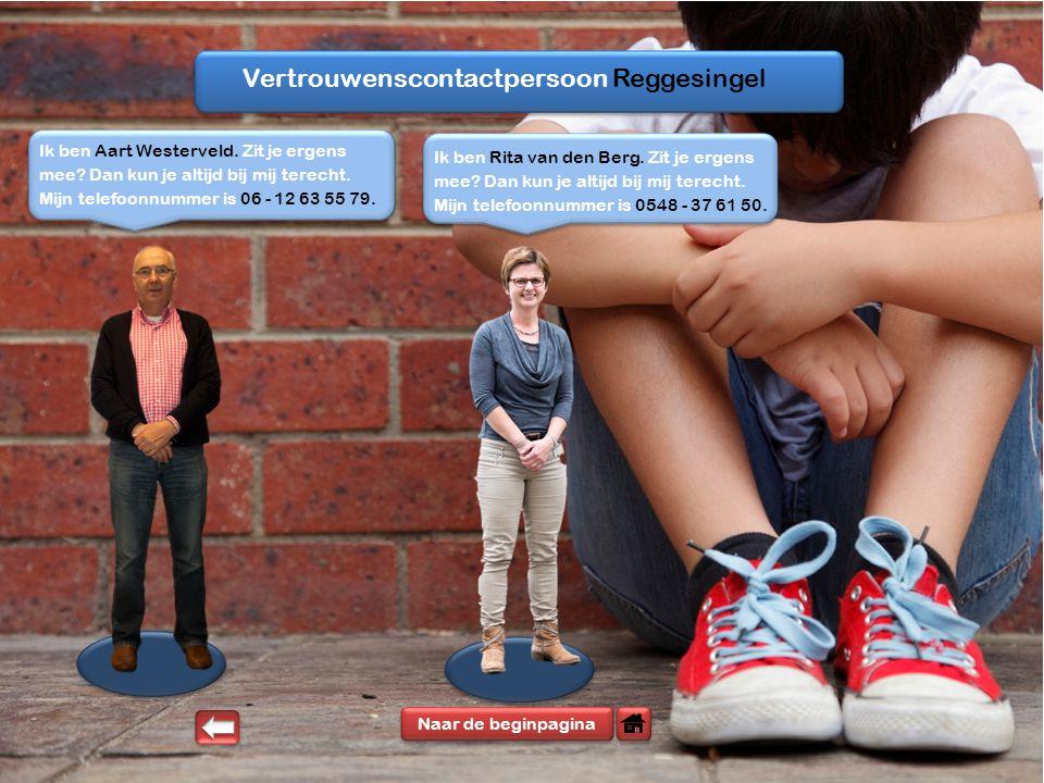 Vertrouwenscontactpersoon Reggesingel Naar de beginpagina Ik ben Aart Westerveld.