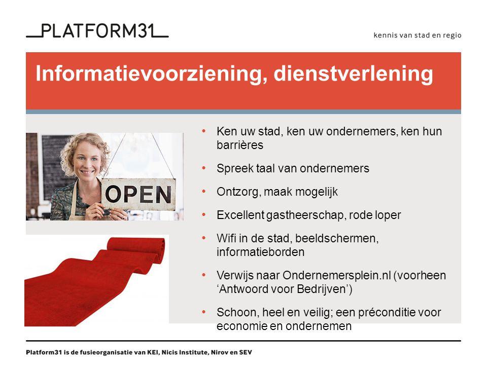 Pro-actief arbeidsmarktbeleid Bij wie is de regionale arbeidsmarkt belegd.