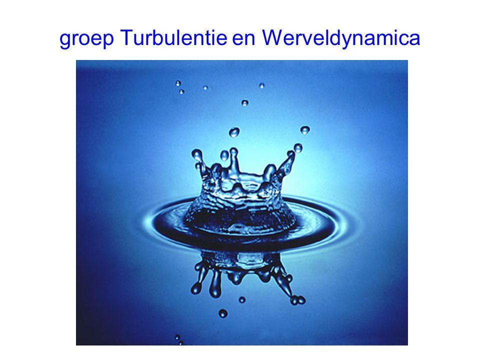 groep Turbulentie en Werveldynamica