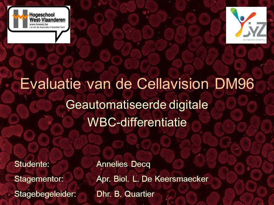 Statistiek (2) Klinisch belang van de verschillen.