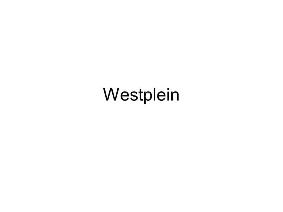Westplein