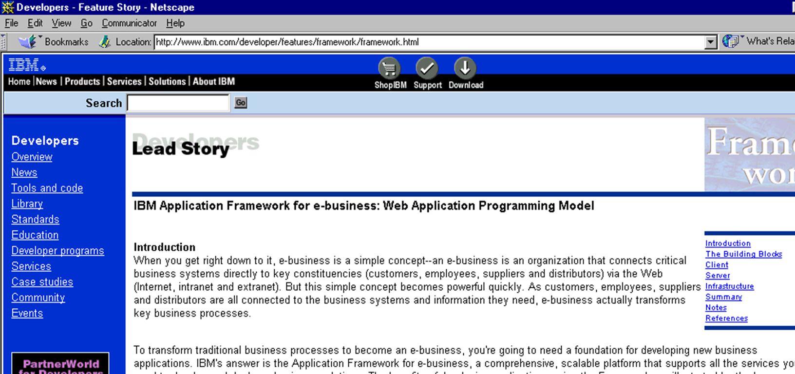 vrije Universiteit amsterdamPostacademische Cursus Informatie Technologie The Building Blocks of Web Applications