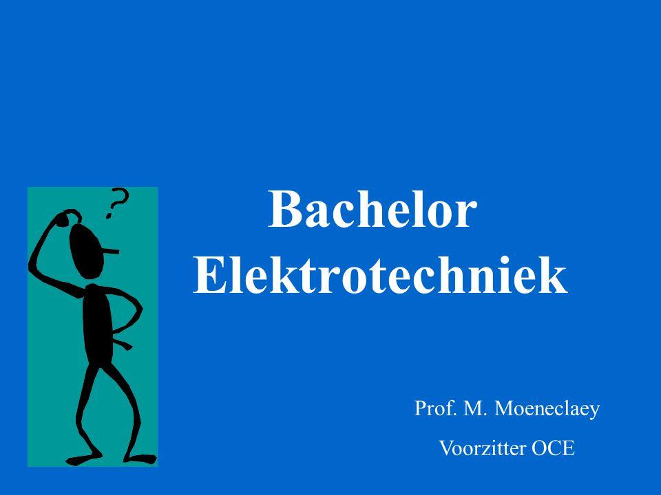 Meer informatie .Voorzitter OCE Prof.