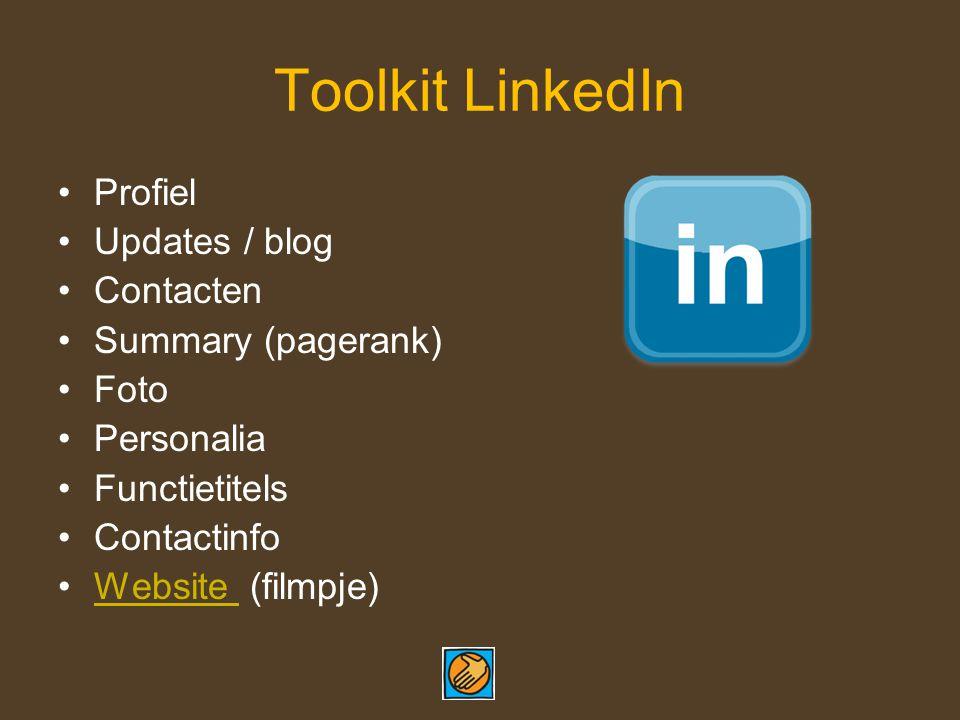 Zelf zoeken naar banen Doelgroep Companies search Careers Hiring managers Follow company Linkedin jobs jobs Filteren