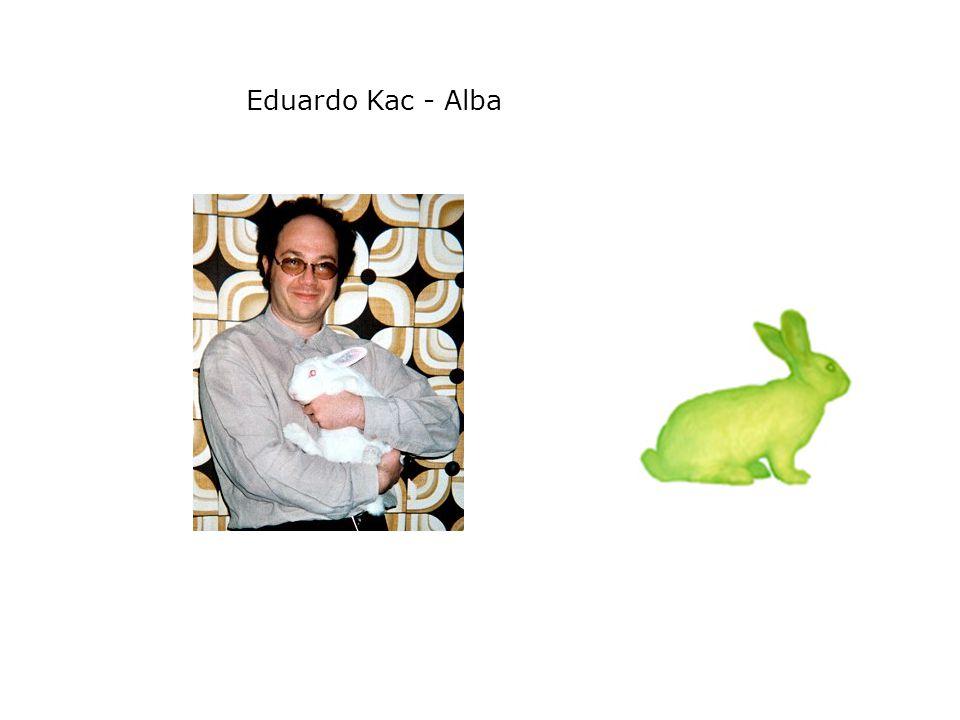 Eduardo Kac - Alba