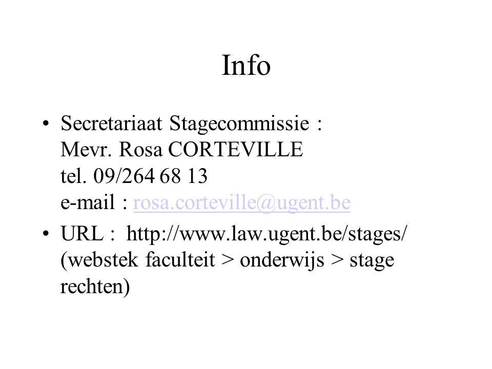 Concept 3 luiken : - op de werkplaats - juridisch werkstuk : 12 p.