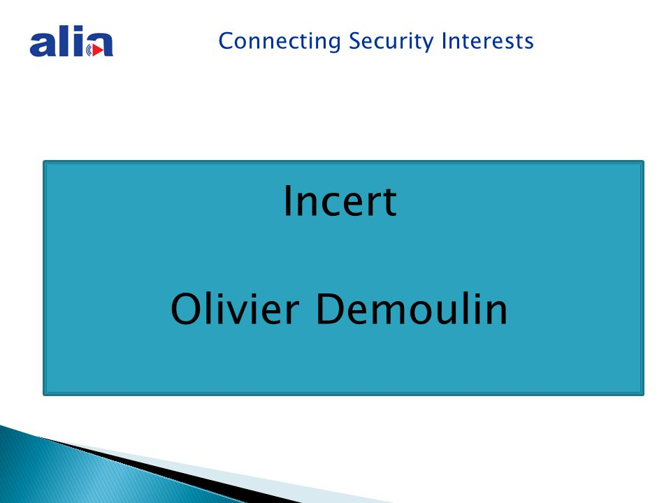 Connecting Security Interests Incert Olivier Demoulin