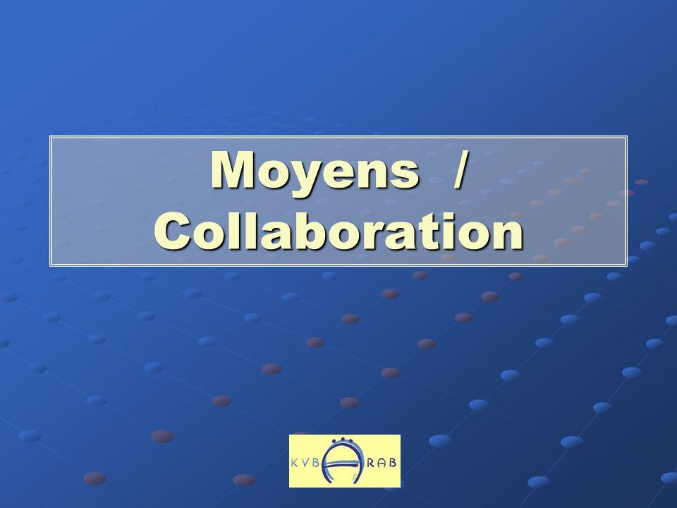 Moyens / Collaboration