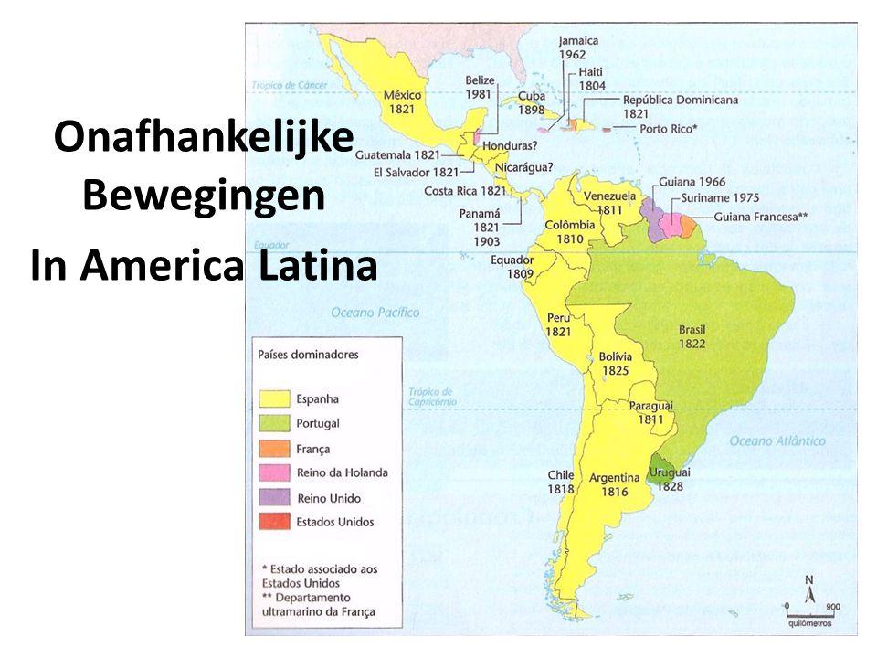 Onafhankelijke Bewegingen In America Latina
