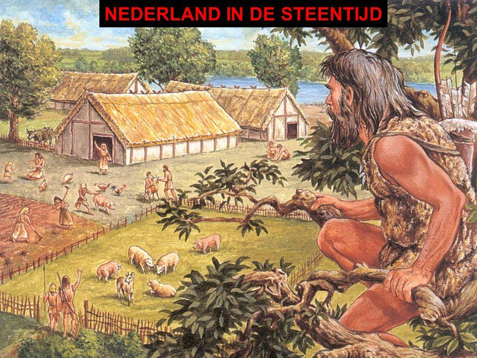 NEDERLAND IN DE STEENTIJD