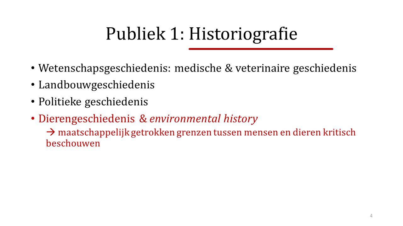 15 Voor een doelmatige bestrijding is het in de eerste plaats nodig, dat niet voortdurend salmonella's aan de veestapel worden gevoerd. Prof.