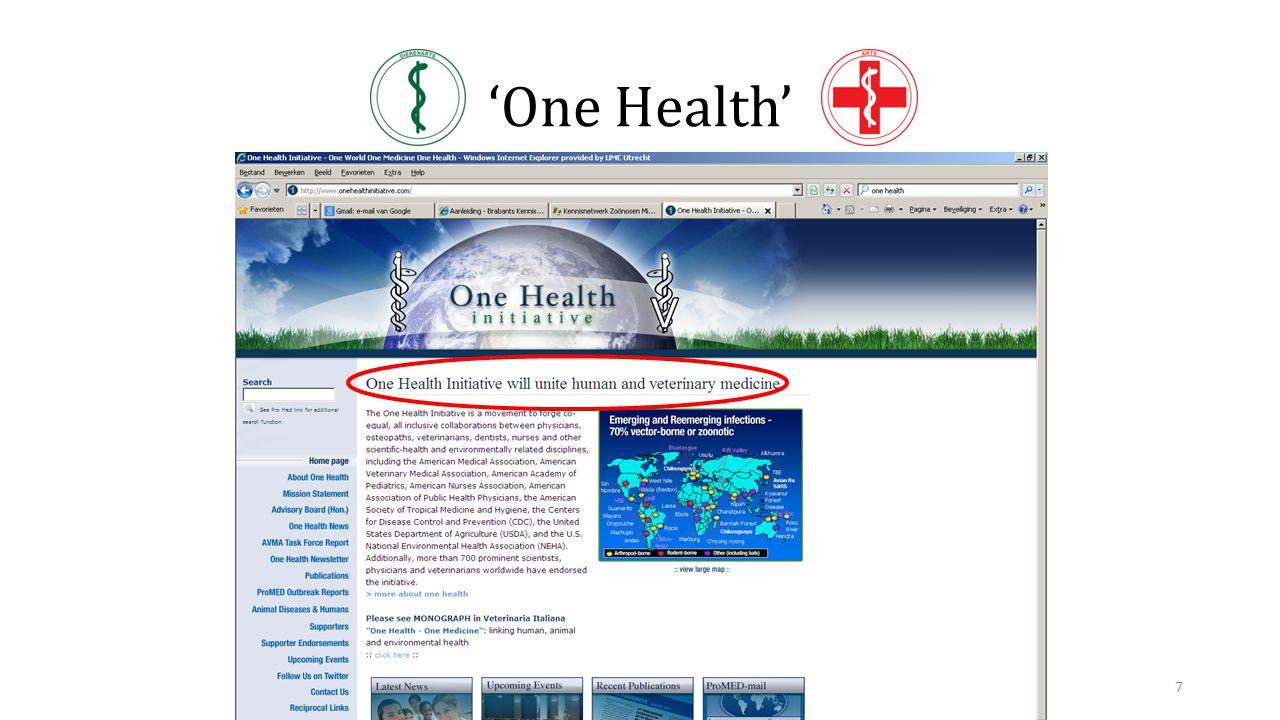'One Health' 7