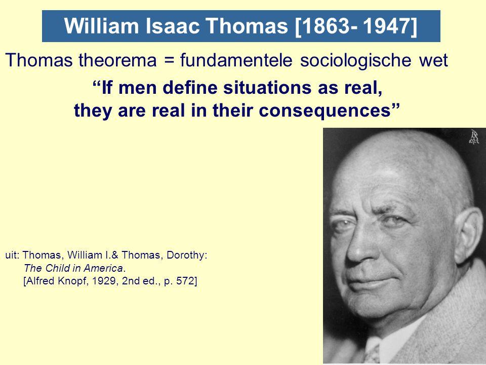 nWe hebben behoefte aan een nieuwe sociologische theorie. Een theorie die zicht geeft op de eigenaardigheden van het sociale handelen van mensen in vi