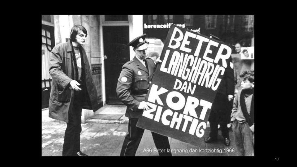 12.2 Hoe kwam Nederland na de opbouwperiode terecht in een Culturele Revolutie? 47