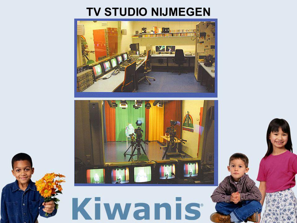 TV STUDIO NIJMEGEN
