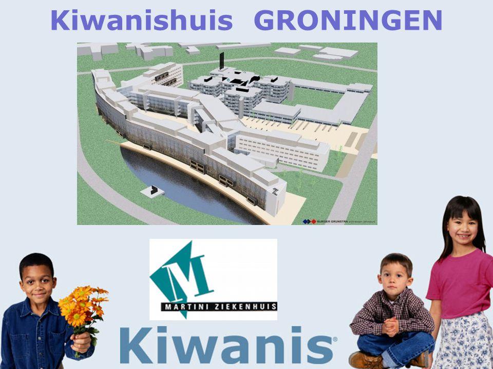 Kiwanishuis GRONINGEN
