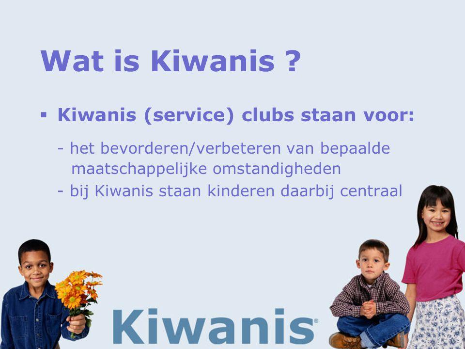 De Kiwanisclub  Iedere club heeft een zekere mate van vrijheid van handelen  Wel zijn de clubs gebonden aan de regels en verplichtingen van Kiwanis International.