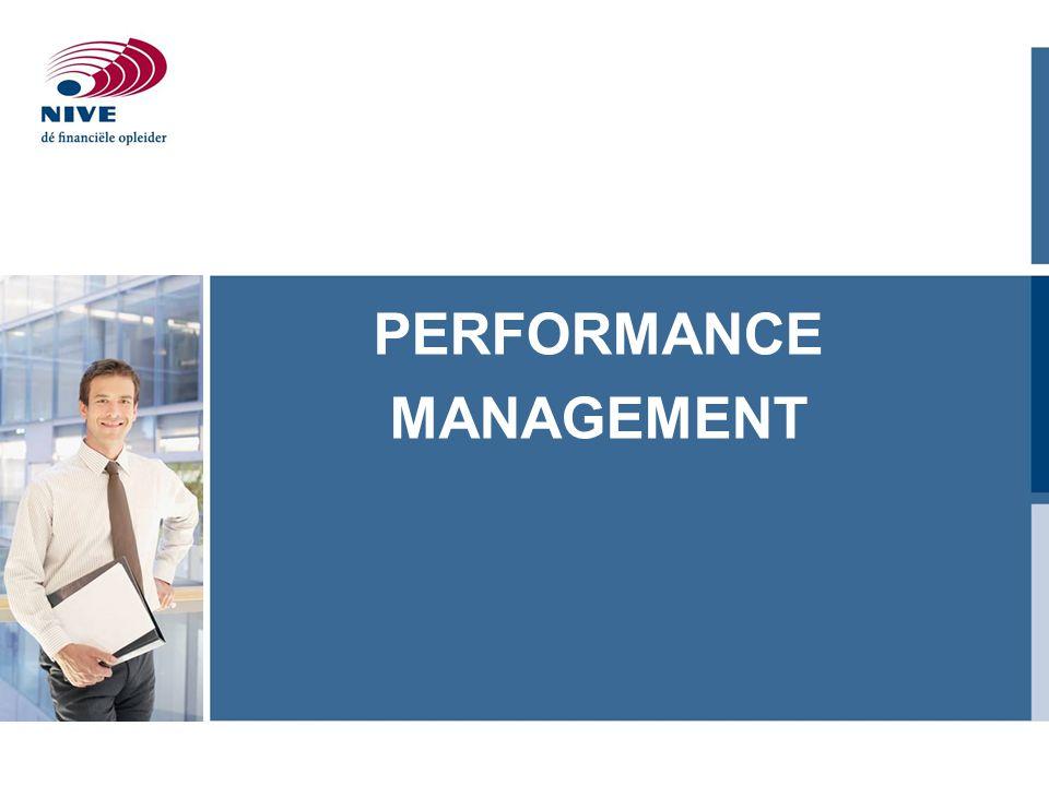 4 4  Performance management in jouw organisatie?..