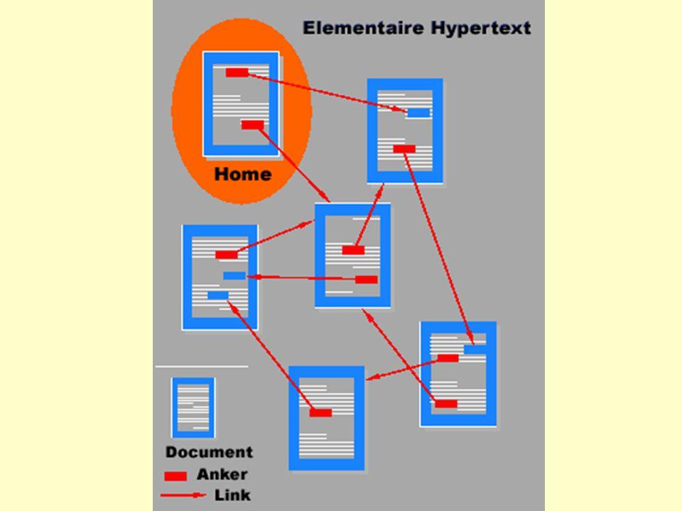 Hypertekst: gestructureerde vrijheid nStructurering van hypertekst legt de grenzen vast waarbinnen leesgedrag kan variëren en bepaalt binnen deze grenzen de kans dat specifieke leestrajecten daadwerkelijk gevolgd worden.