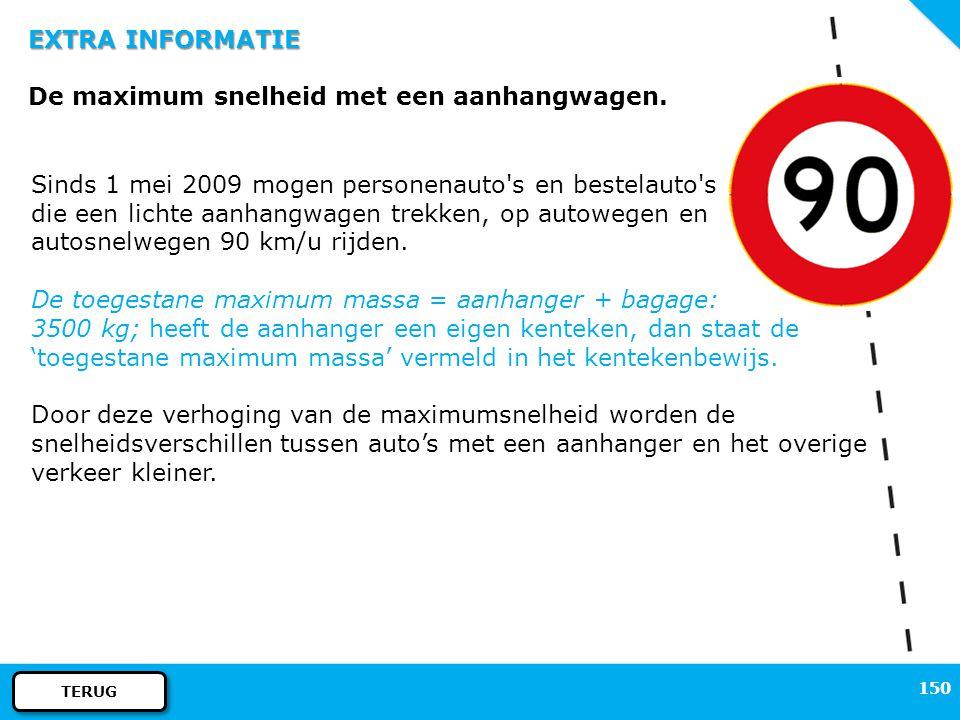 EXTRA INFORMATIE DE BUSHALTE De lengte van de bushalte wordt aangegeven met afwisselend zwarte en witte stoeptegels. Als deze tegels er niet zijn, mag