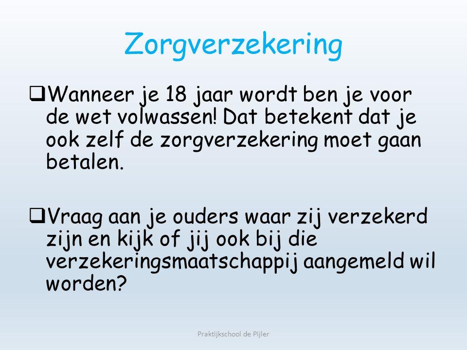 Jongerenverzekering  Zorgverzekeringen die speciaal gericht zijn op jongeren zijn vaak voordeliger.