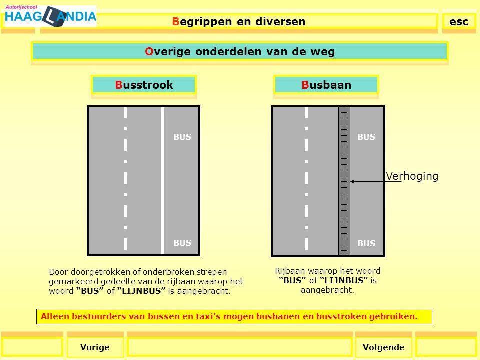 23 Elk weggedeelte bestemd voor rijdende voertuigen, met uitzondering van fietspaden en de fiets-/bromfietspaden.