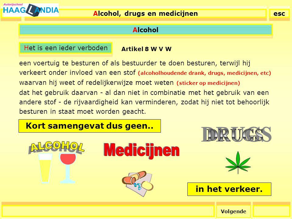 42 Alcohol Copyright © 2006 J.R Drugs Medicijnen
