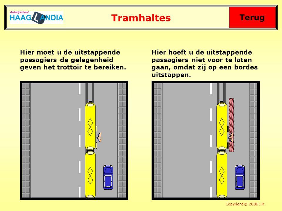 54 De verplichting voor u om een autobus voor te laten gaan als deze wil wegrijden, geldt voor alle autobussen.