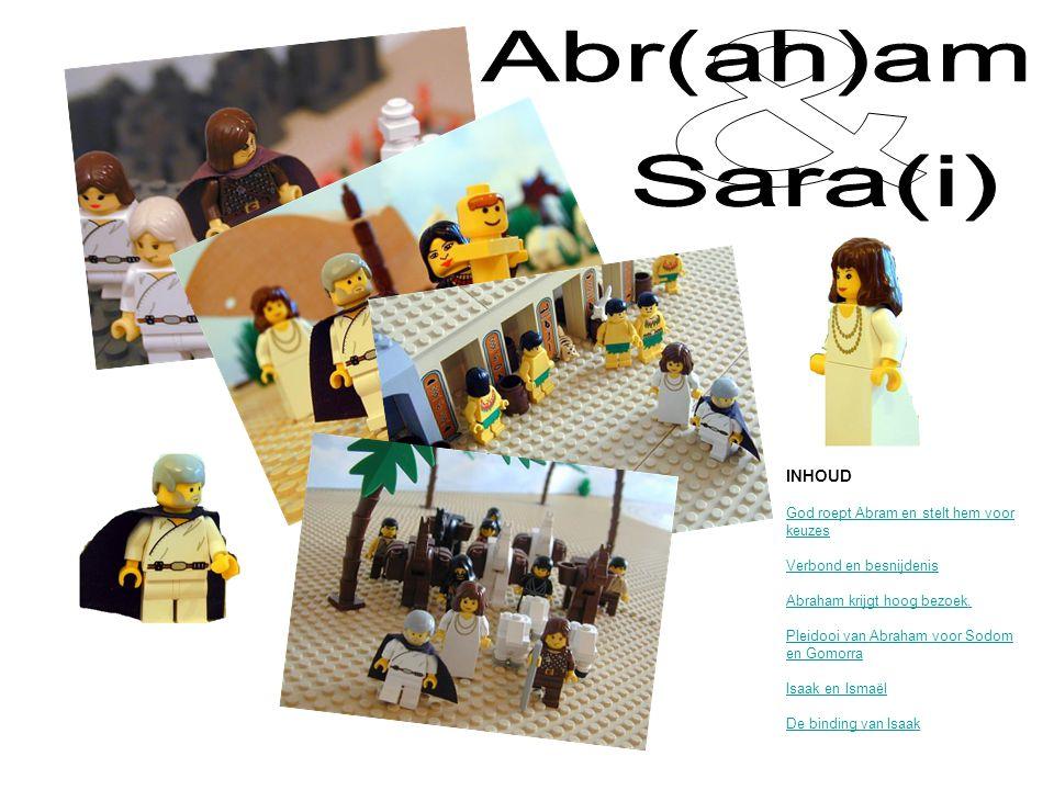 Abr(ah)am Lot Sara(i) Hagar Isaak Ismaël God