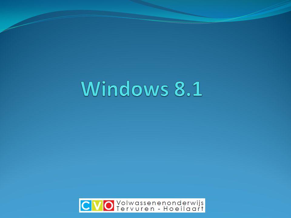 Apps op verschillende pc's synchroniseren Als je apps uit de Windows Store hebt geïnstalleerd en je meldt je met je Microsoft-account aan bij een andere pc met Windows 8.1 of Windows RT 8 - > apps automatisch op deze andere pc gesynchroniseerd