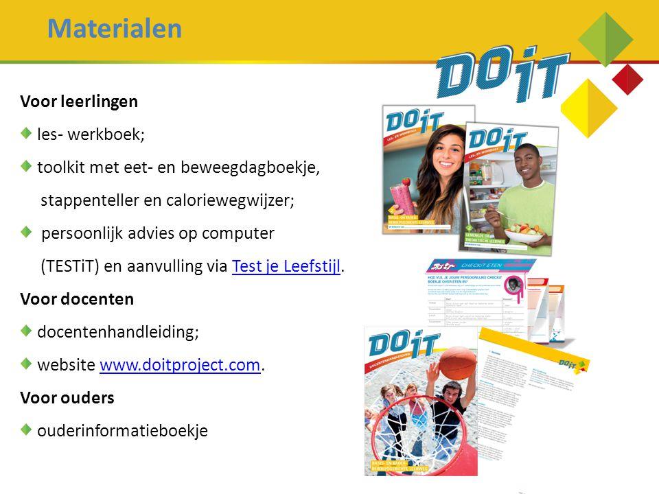 Organisatie Samenwerking scholen: directie, leerkrachten, ouders & leerlingen; GGD; sportraden; gemeente; sportverenigingen.