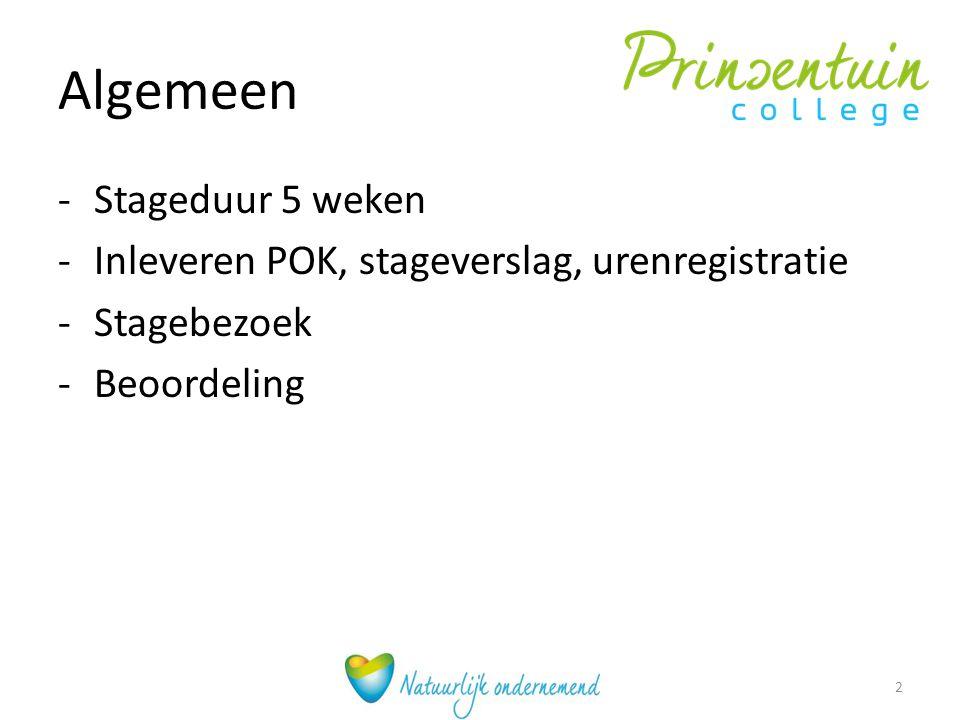 5.Organogram Welke partijen/relaties horen er nog meer bij.