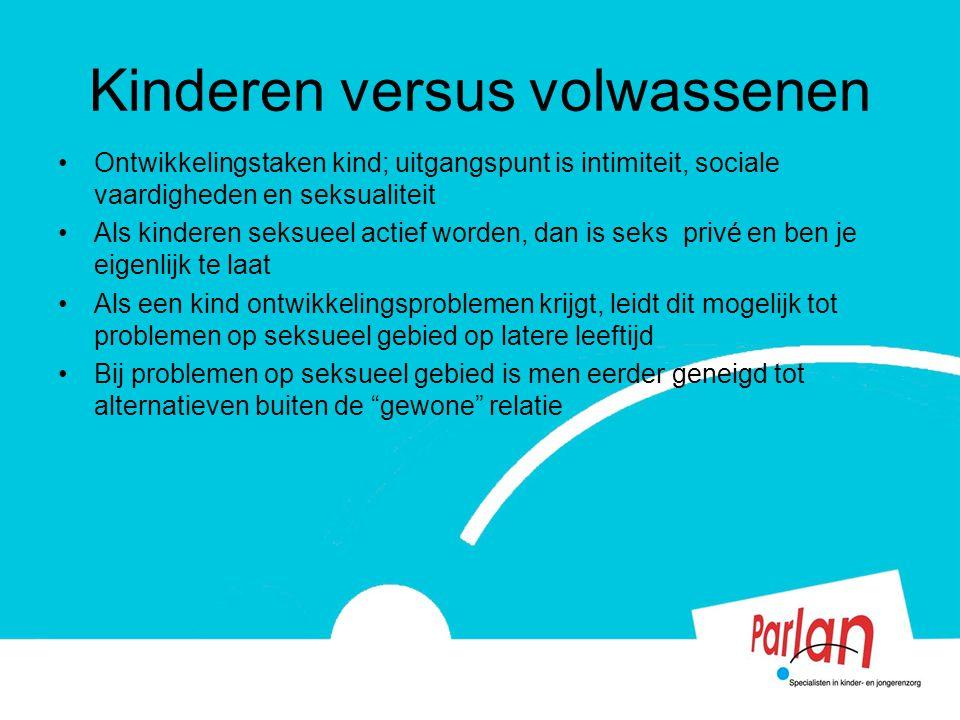 Materiaal Films: Loverboy (2003), Thirteen,Save the last dance, Lovers of losers Website: RutgerNissogroep Website: www.sense.nl