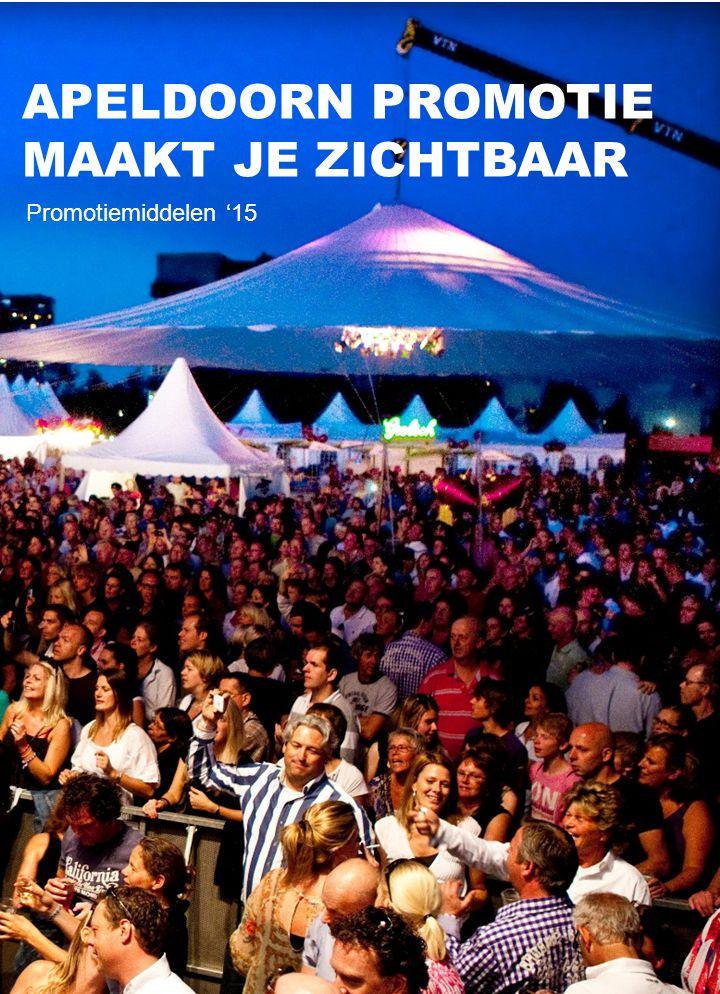 De City Map Apeldoorn was in 2014 een groot succes .
