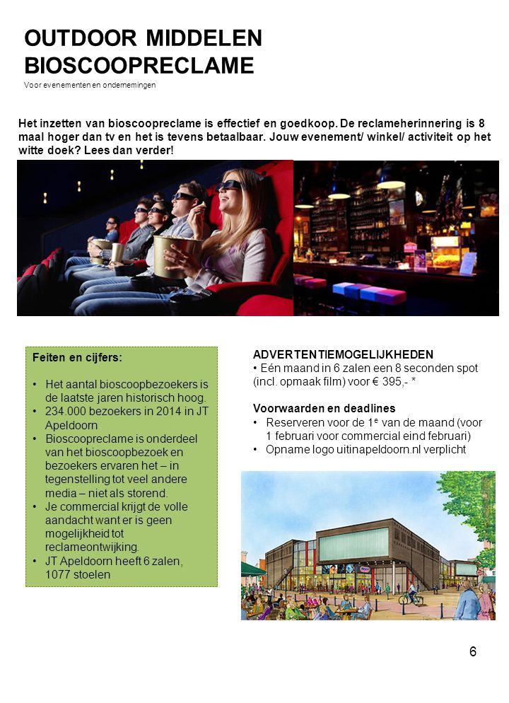 Uitinapeldoorn.nl is de vrijetijdsportal van Apeldoorn.