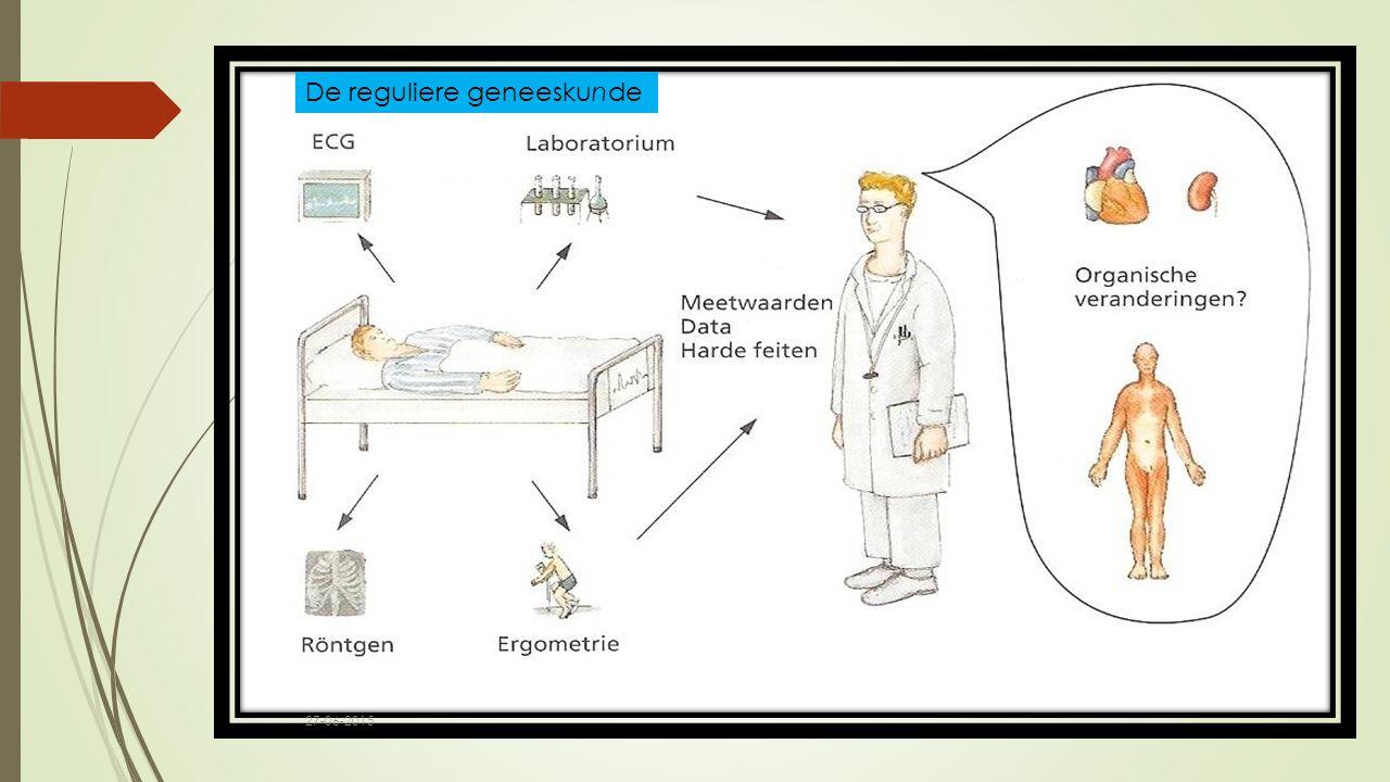 De reguliere geneeskunde 27-06-2015