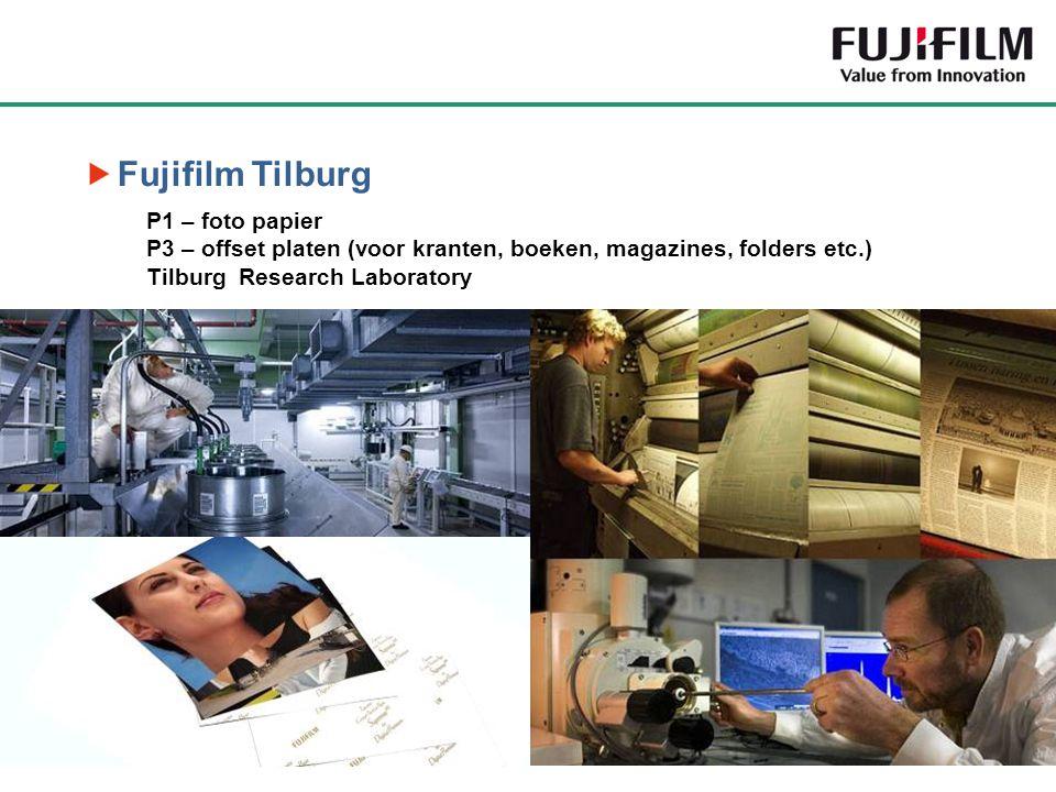 Start van Fujifilm's transitie Stop film productie Vervanger zoeken Continu process voor New Business Ambidexterity