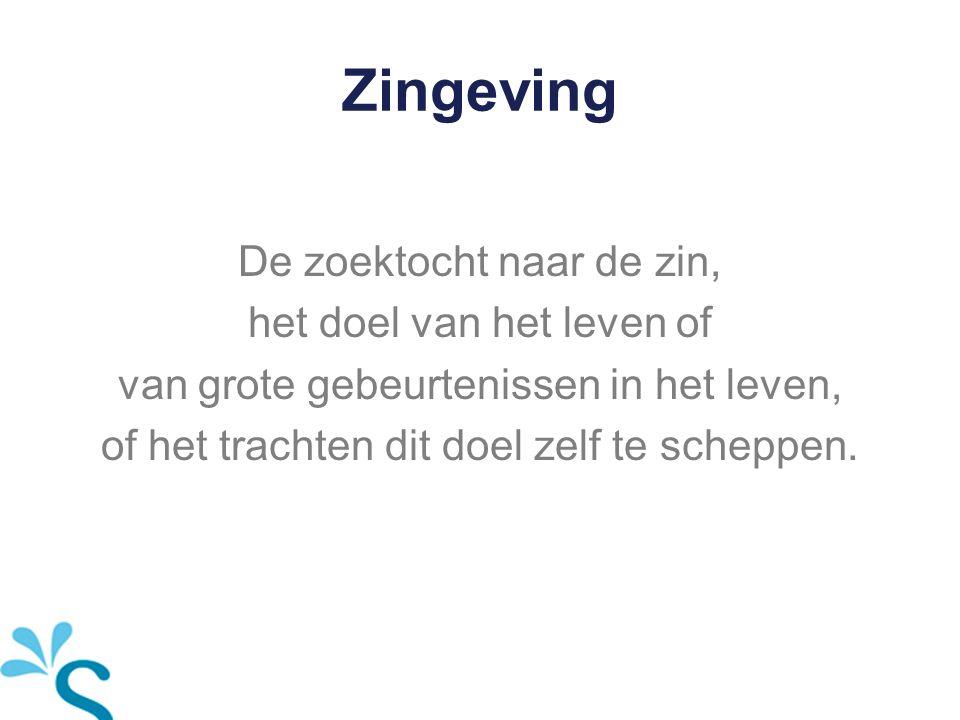 Opdracht Wat is de betekenis van de tekst van Arnold Cornelis op je leven en je werken.