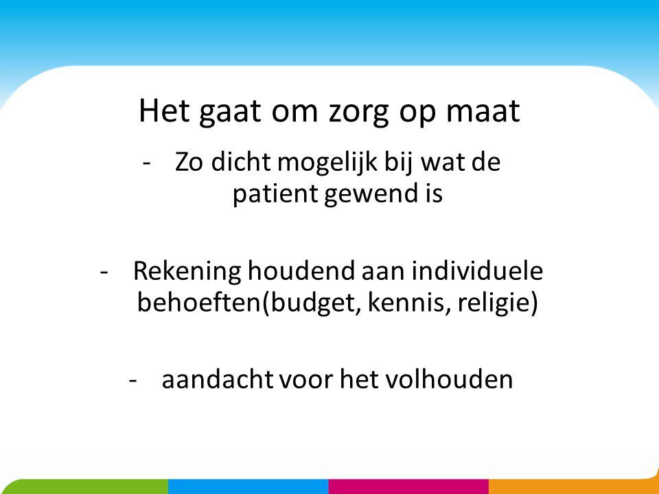 NDF voedingsrichtlijn Diabetes 2015 is te downloaden: www.zorgstandaarddiabetes.nl/richtlijnen- diabeteszorg-en-preventie