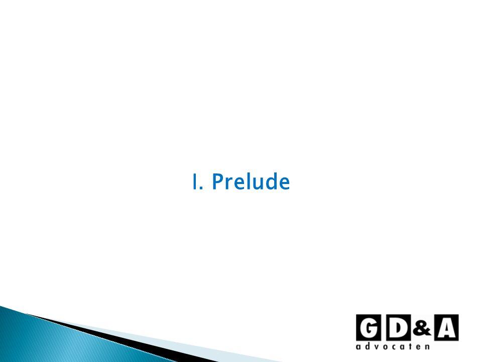 I. Prelude
