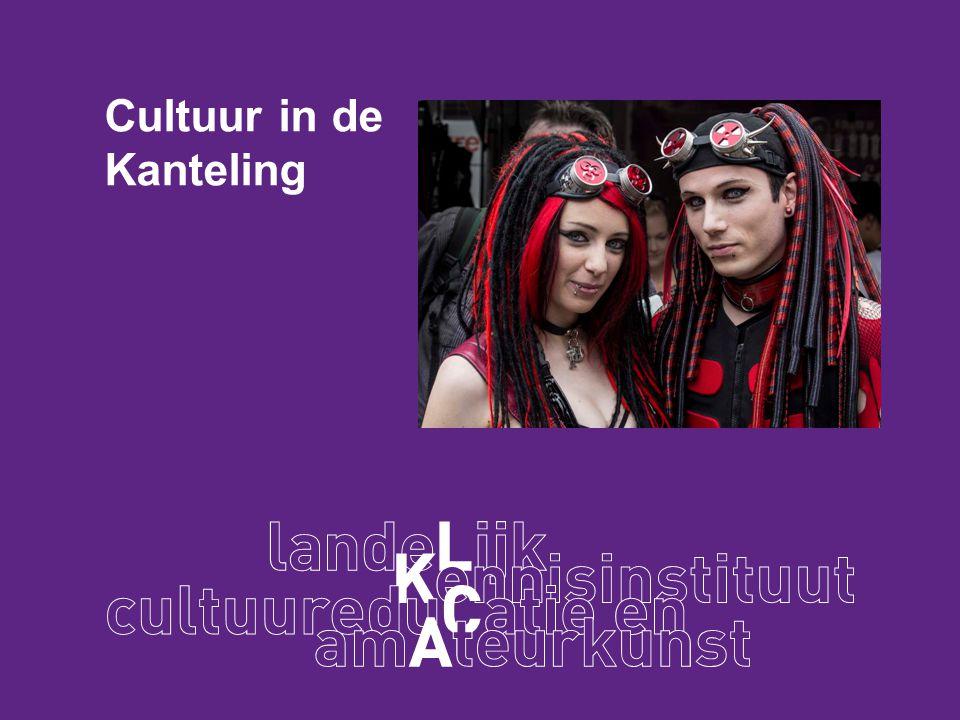 Cultuur in de Kanteling