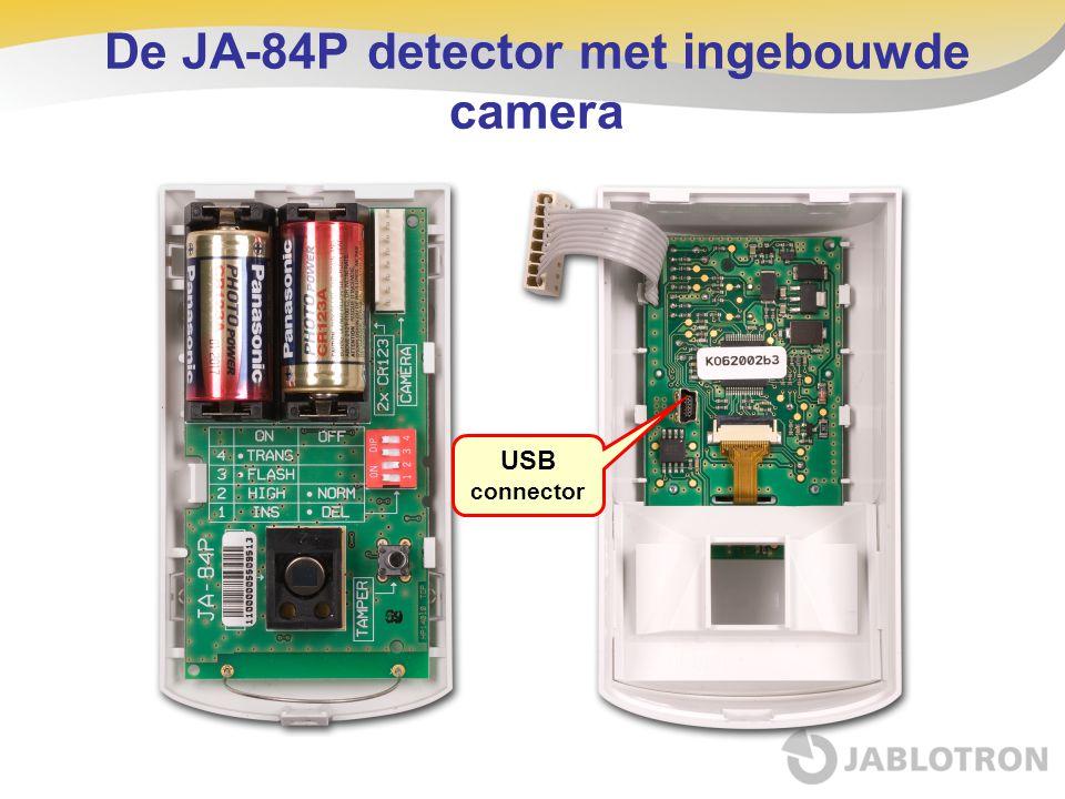 USB connector De JA-84P detector met ingebouwde camera